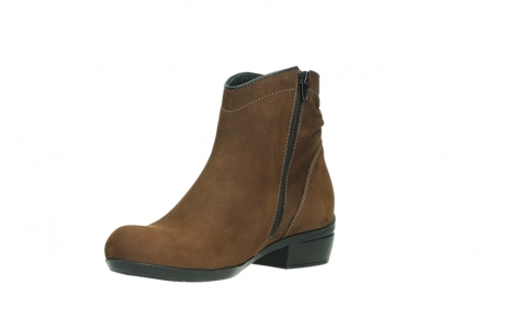 wolky ankle boots 00954 winchester wp 13410 tabaccobrown nubuckleather_10