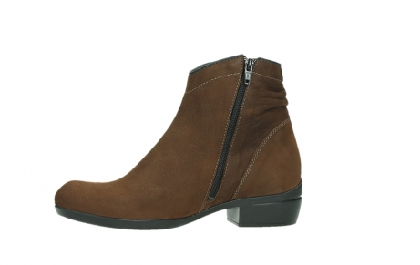 wolky ankle boots 00954 winchester wp 13410 tabaccobrown nubuckleather_12