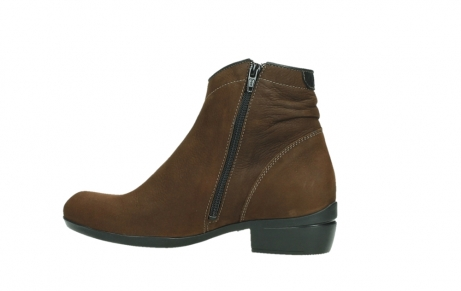 wolky ankle boots 00954 winchester wp 13410 tabaccobrown nubuckleather_14