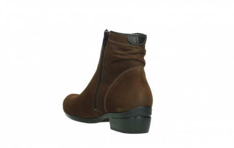 wolky ankle boots 00954 winchester wp 13410 tabaccobrown nubuckleather_17