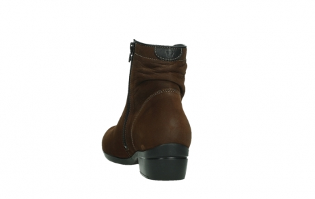 wolky ankle boots 00954 winchester wp 13410 tabaccobrown nubuckleather_18