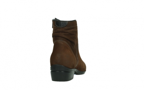 wolky ankle boots 00954 winchester wp 13410 tabaccobrown nubuckleather_20