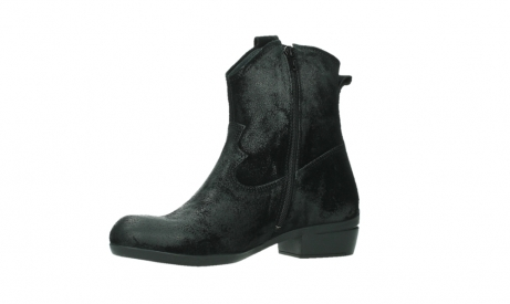 wolky ankle boots 00960 finley 45000 black suede_11