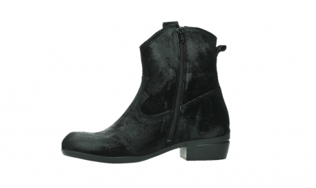 wolky ankle boots 00960 finley 45000 black suede_12