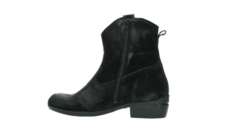 wolky ankle boots 00960 finley 45000 black suede_14