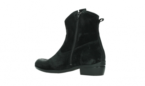 wolky ankle boots 00960 finley 45000 black suede_15