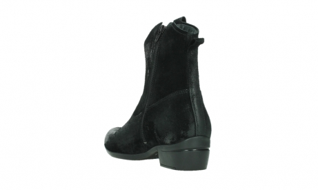 wolky ankle boots 00960 finley 45000 black suede_17