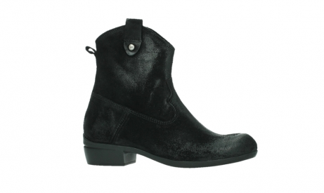 wolky ankle boots 00960 finley 45000 black suede_2
