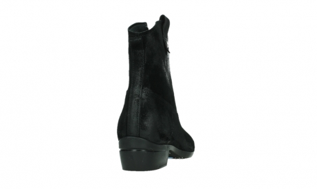wolky ankle boots 00960 finley 45000 black suede_20