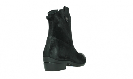 wolky ankle boots 00960 finley 45000 black suede_21