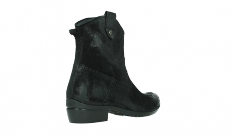 wolky ankle boots 00960 finley 45000 black suede_22