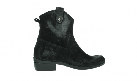 wolky ankle boots 00960 finley 45000 black suede_24