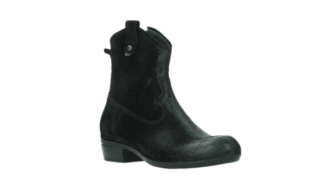 wolky ankle boots 00960 finley 45000 black suede_4