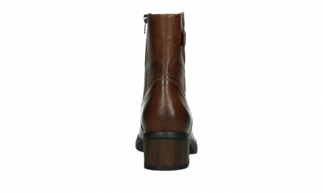 wolky ankle boots 01262 drayton 30430 cognac leather_19