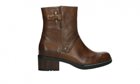 wolky ankle boots 01262 drayton 30430 cognac leather_24