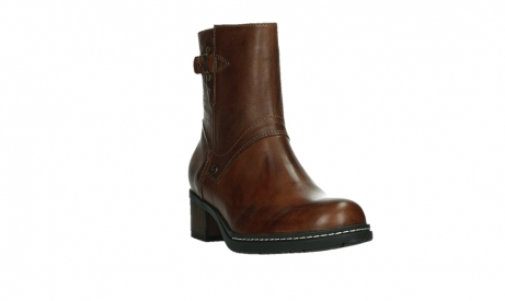 wolky ankle boots 01262 drayton 30430 cognac leather_5