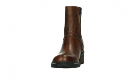 wolky ankle boots 01262 drayton 30430 cognac leather_8