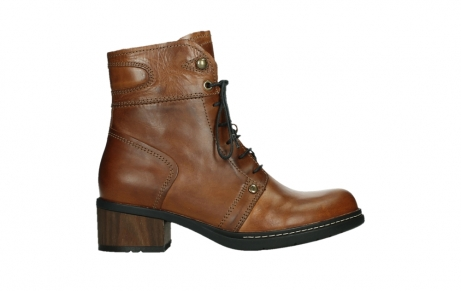 wolky ankle boots 01263 red deer cw 30430 cognac leather_1