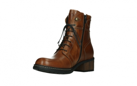 wolky ankle boots 01263 red deer cw 30430 cognac leather_10