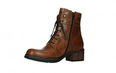 wolky ankle boots 01263 red deer cw 30430 cognac leather_11