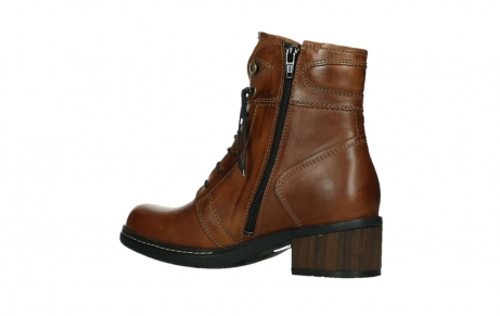 wolky ankle boots 01263 red deer cw 30430 cognac leather_15