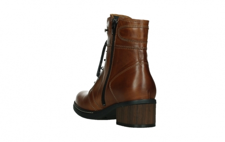 wolky ankle boots 01263 red deer cw 30430 cognac leather_17