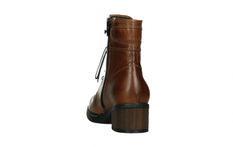 wolky ankle boots 01263 red deer cw 30430 cognac leather_18