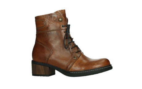 wolky ankle boots 01263 red deer cw 30430 cognac leather_2