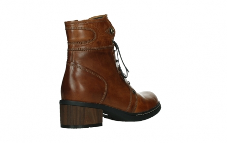 wolky ankle boots 01263 red deer cw 30430 cognac leather_22