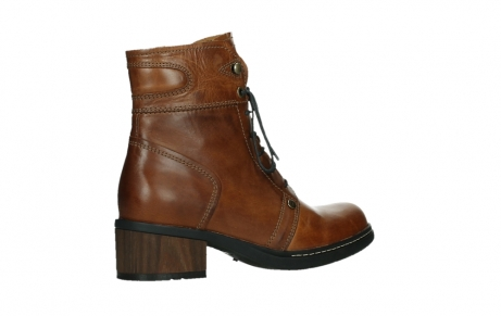 wolky ankle boots 01263 red deer cw 30430 cognac leather_23
