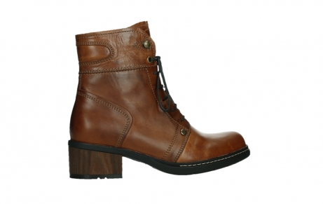 wolky ankle boots 01263 red deer cw 30430 cognac leather_24