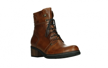 wolky ankle boots 01263 red deer cw 30430 cognac leather_4