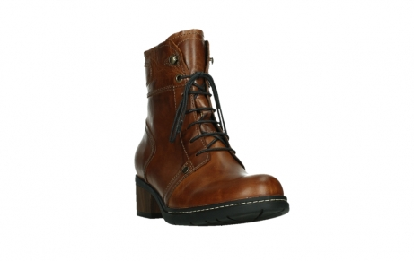 wolky ankle boots 01263 red deer cw 30430 cognac leather_5