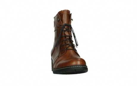 wolky ankle boots 01263 red deer cw 30430 cognac leather_6