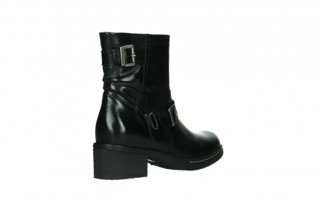 wolky ankle boots 01265 raymore 30000 black leather_22