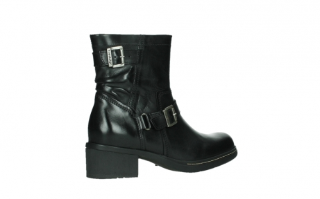 wolky ankle boots 01265 raymore 30000 black leather_23