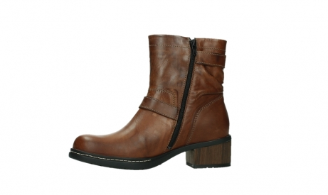 wolky ankle boots 01265 raymore 30430 cognac leather_12