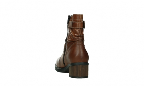 wolky ankle boots 01265 raymore 30430 cognac leather_18