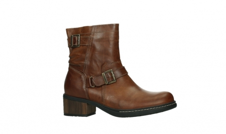 wolky ankle boots 01265 raymore 30430 cognac leather_2