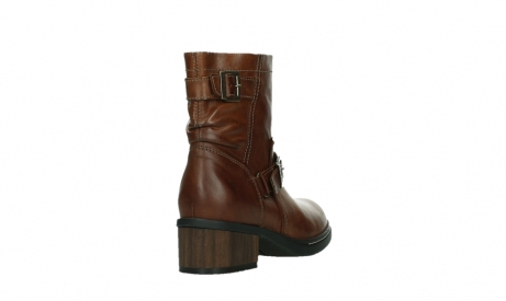 wolky ankle boots 01265 raymore 30430 cognac leather_21