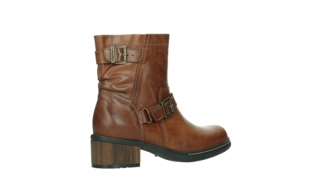 wolky ankle boots 01265 raymore 30430 cognac leather_23