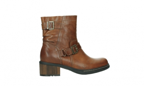 wolky ankle boots 01265 raymore 30430 cognac leather_24
