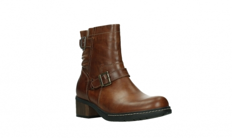 wolky ankle boots 01265 raymore 30430 cognac leather_4
