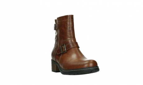 wolky ankle boots 01265 raymore 30430 cognac leather_5