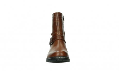 wolky ankle boots 01265 raymore 30430 cognac leather_7