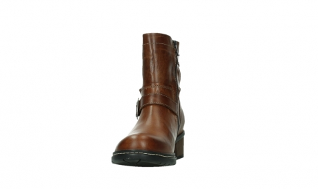 wolky ankle boots 01265 raymore 30430 cognac leather_8