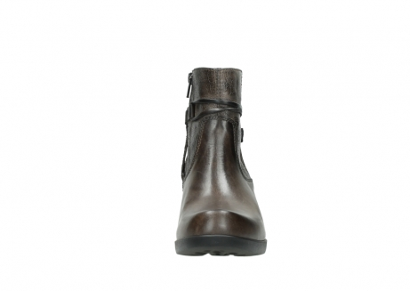 wolky ankle boots 01378 pamban 39150 taupe leather_19