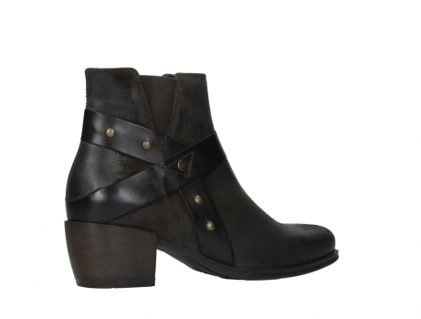 wolky ankle boots 02875 silio 45305 dark brown suede_23