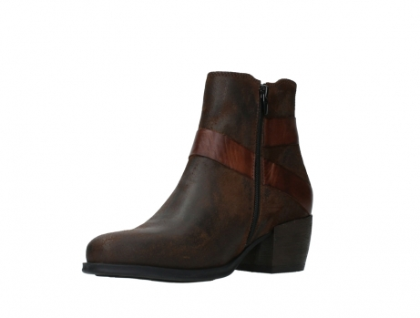 wolky ankle boots 02875 silio 45410 tobacco suede_10