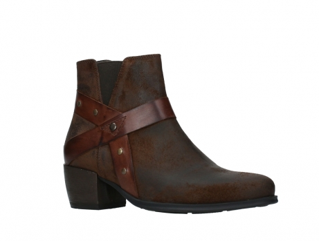 wolky ankle boots 02875 silio 45410 tobacco suede_3